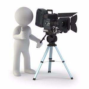 Требуется видео оператор с опытом работы