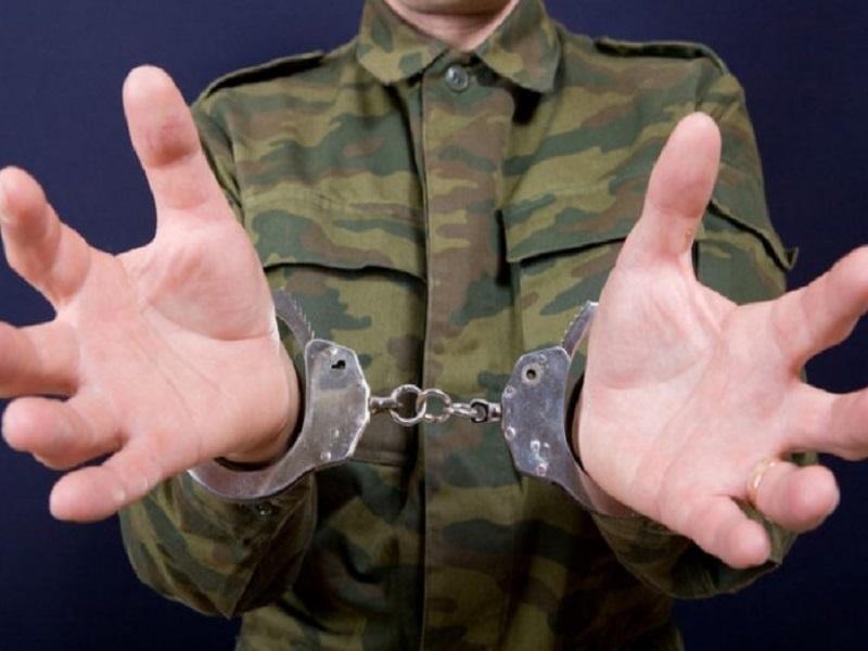 Курские военнослужащие получили на троих 17 лет тюрьмы